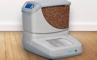 Vet Innovations Launches the PortionPro  Rx™  Pet Feeder at VMX 2018